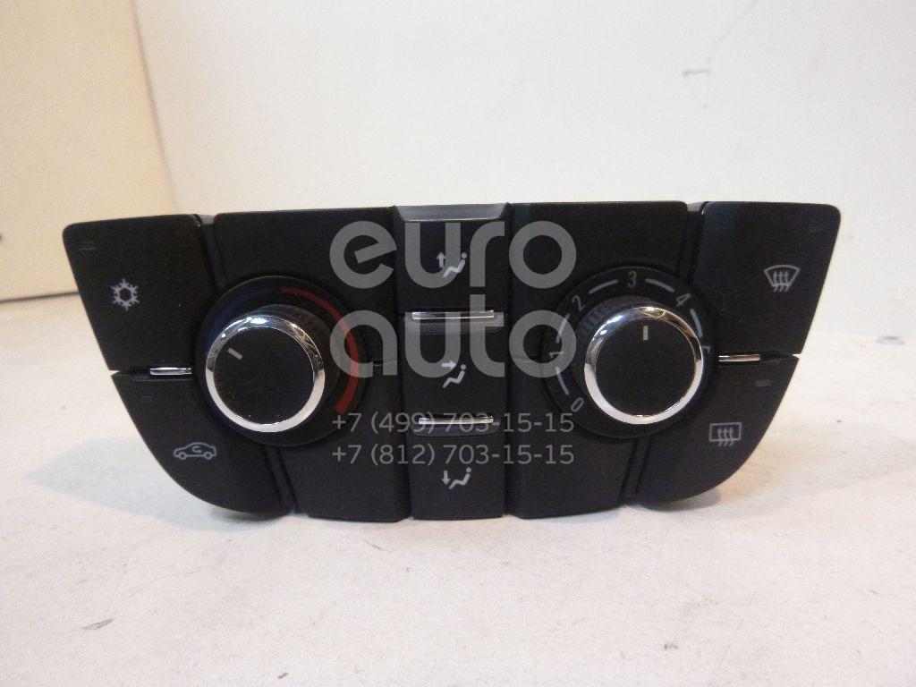 Блок управления отопителем для Opel Astra J 2010>;Meriva B 2010> - Фото №1