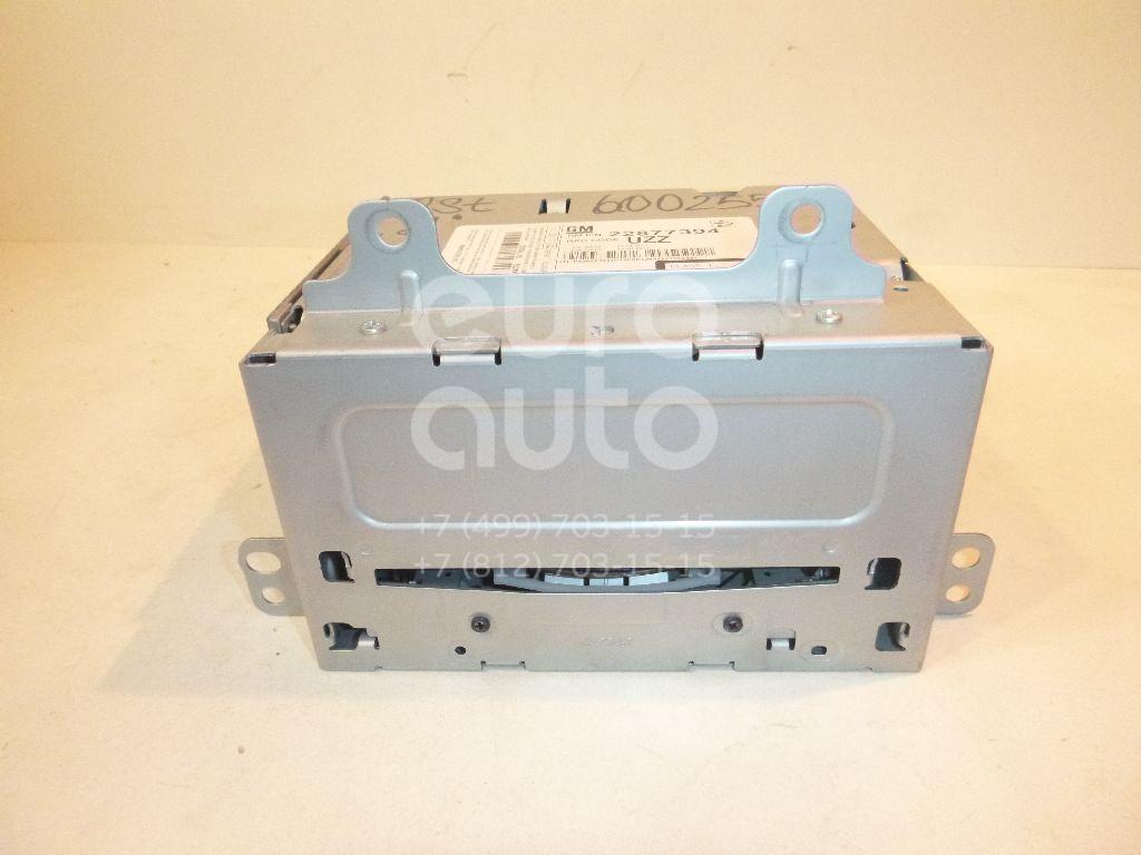 Магнитола для Chevrolet Astra J 2010>;Cruze 2009>;Orlando 2011>;Camaro 2009> - Фото №1