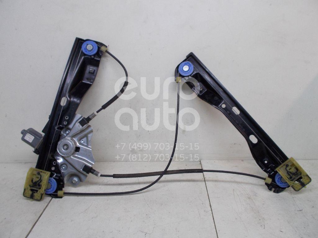 Стеклоподъемник электр. передний правый для Opel Astra J 2010> - Фото №1