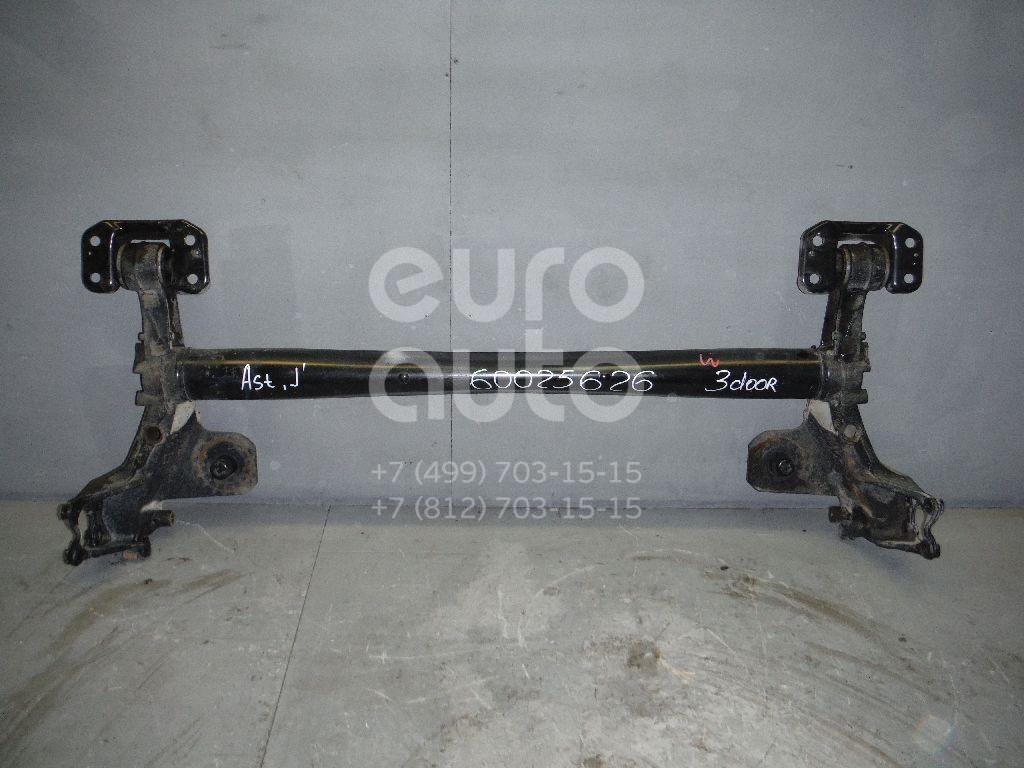 Балка задняя для Opel Astra J 2010> - Фото №1