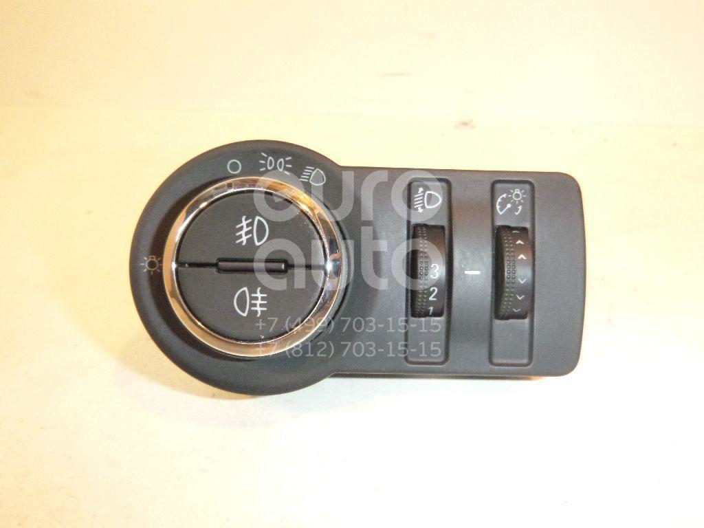 Переключатель света фар для Opel Astra J 2010> - Фото №1