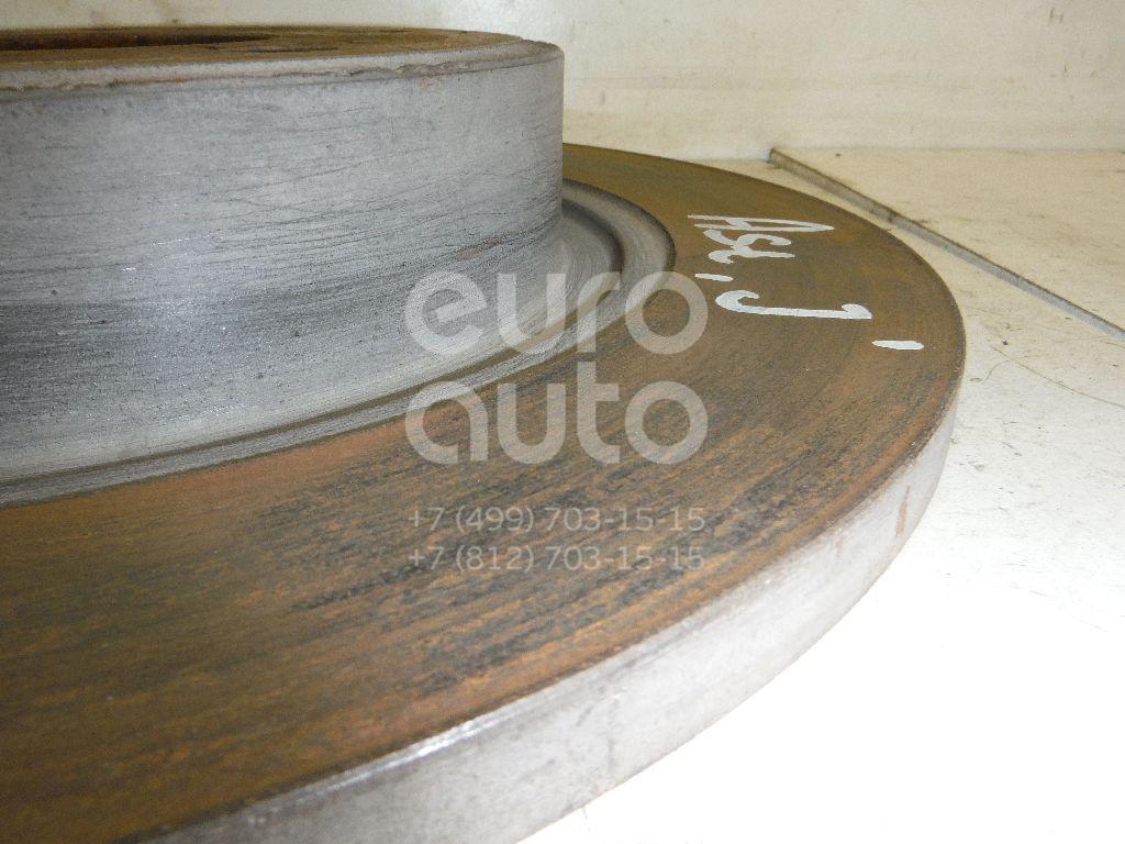 Диск тормозной задний для Opel,Chevrolet Astra J 2010>;Cruze 2009-2016;Orlando 2011-2015;Zafira C 2013> - Фото №1