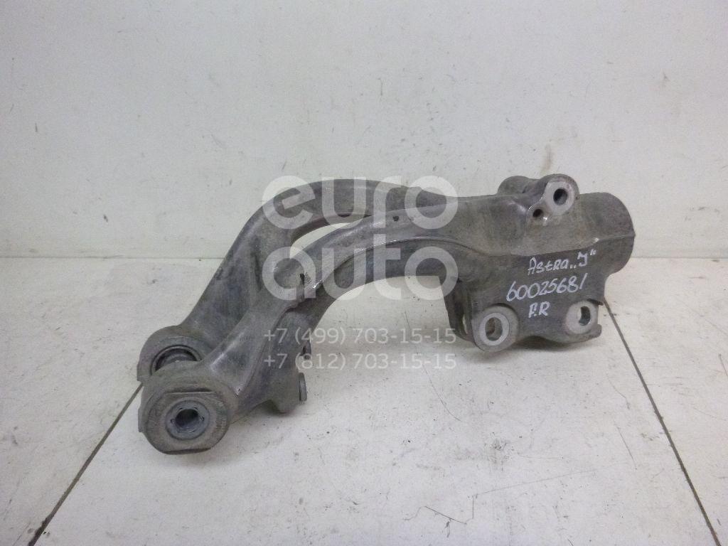 Кронштейн амортизатора правый для Opel Astra J 2010> - Фото №1