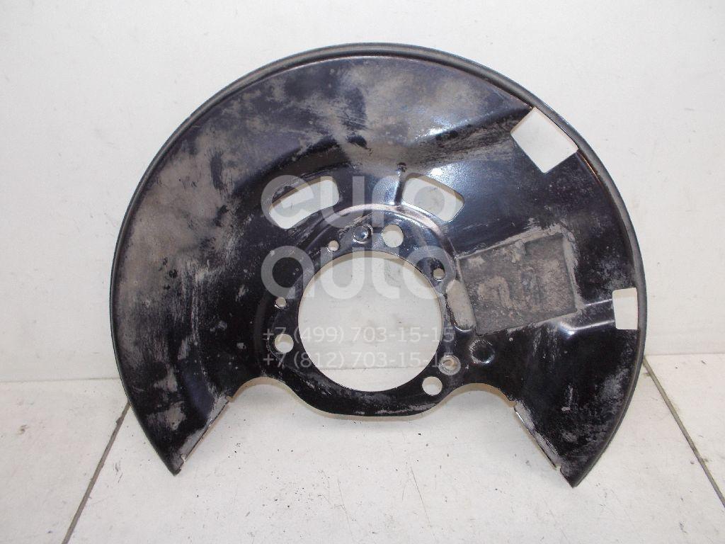 Пыльник тормозного диска для Opel Astra J 2010>;Zafira C 2013> - Фото №1