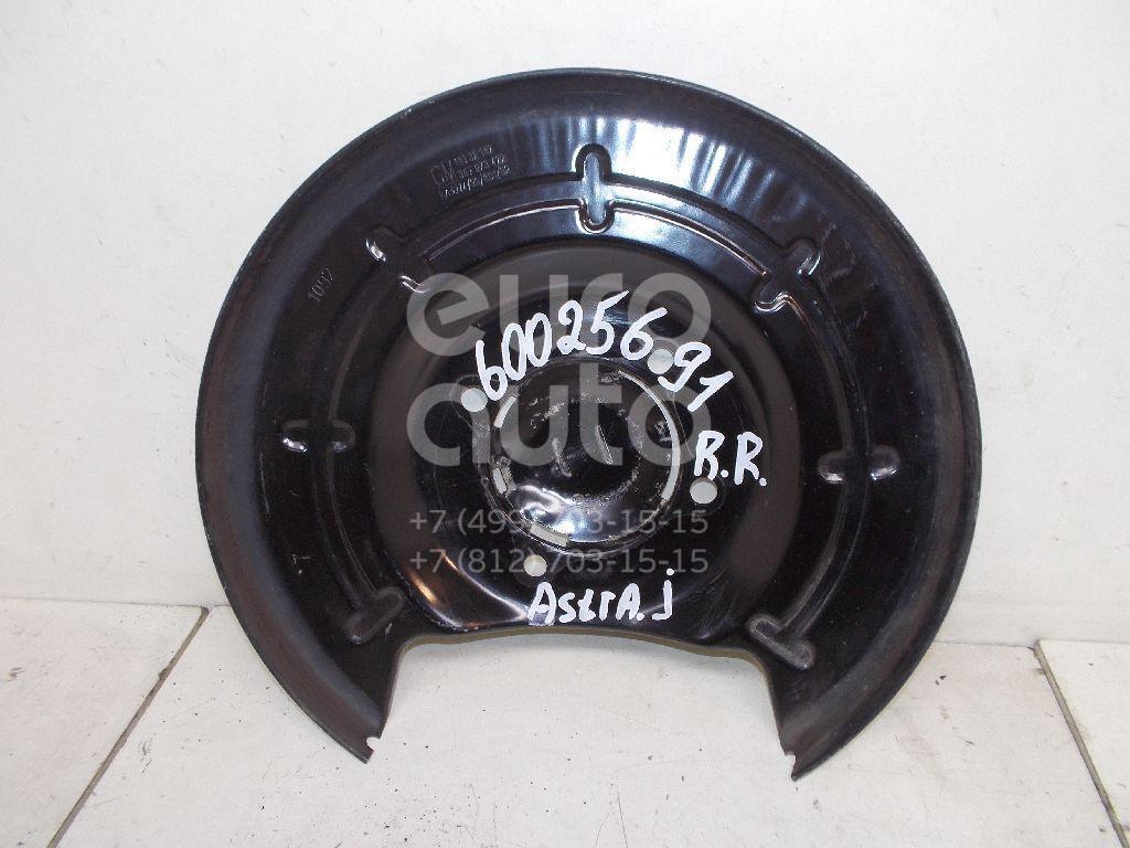 Пыльник тормозного диска для Opel,Chevrolet Astra J 2010>;Orlando 2011-2015 - Фото №1