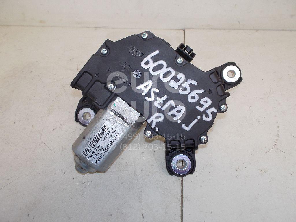 Моторчик стеклоочистителя задний для Opel Astra J 2010> - Фото №1