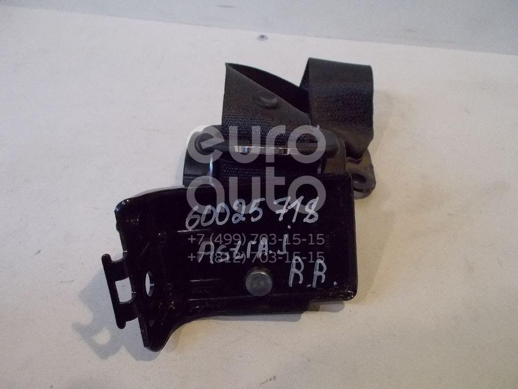 Ремень безопасности для Opel Astra J 2010> - Фото №1