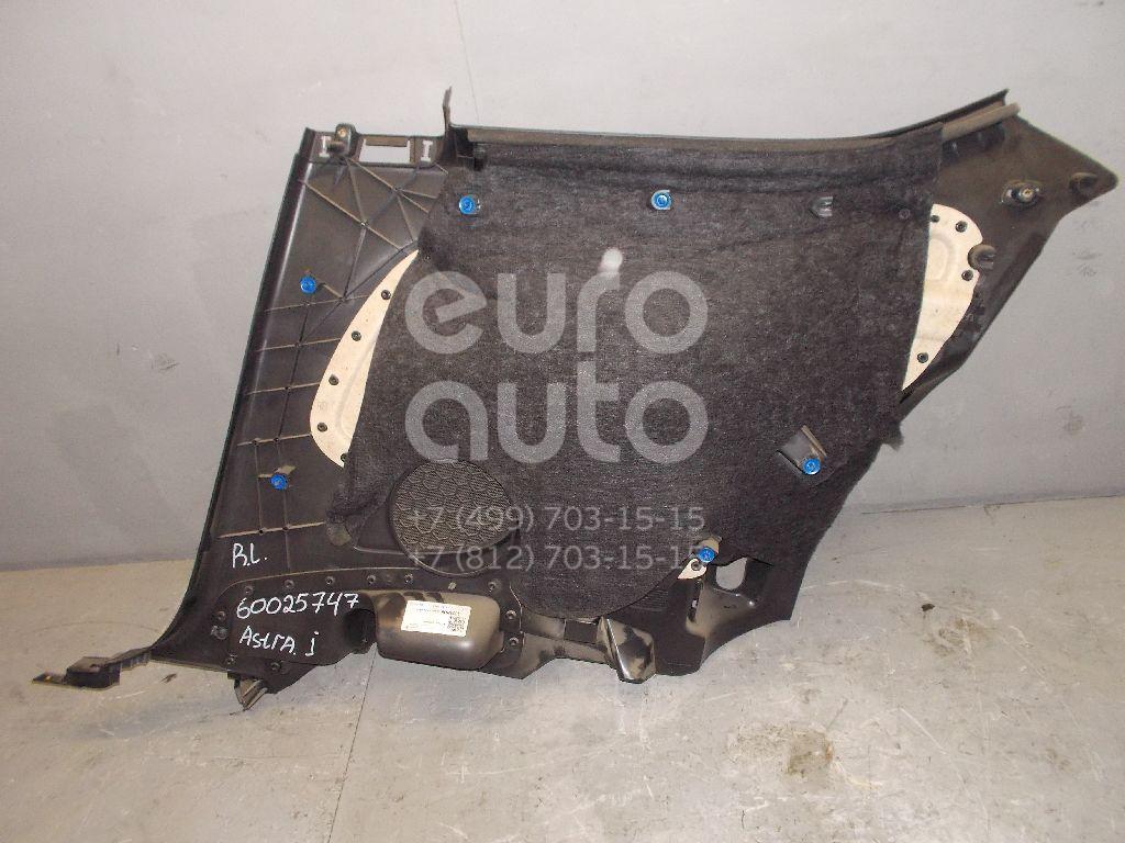 Обшивка салона для Opel Astra J 2010> - Фото №1