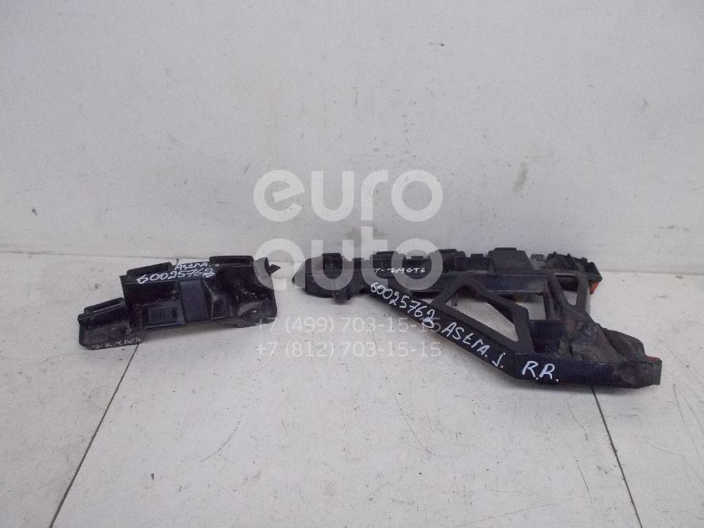 Направляющая заднего бампера правая для Opel Astra J 2010> - Фото №1