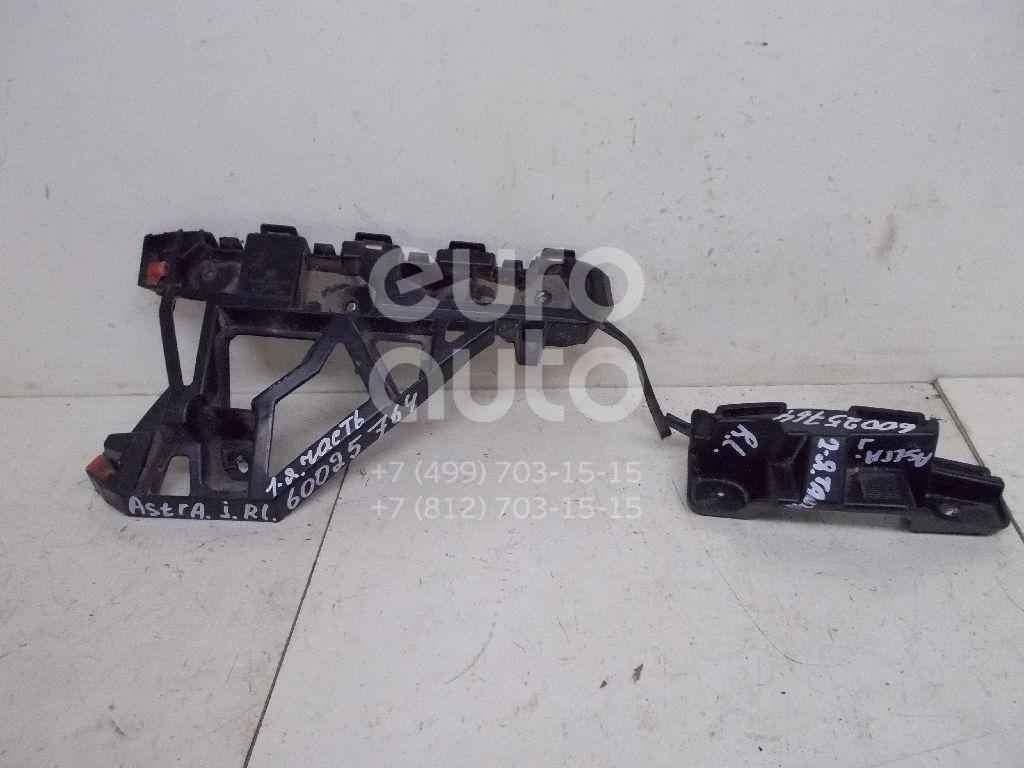 Направляющая заднего бампера левая для Opel Astra J 2010> - Фото №1
