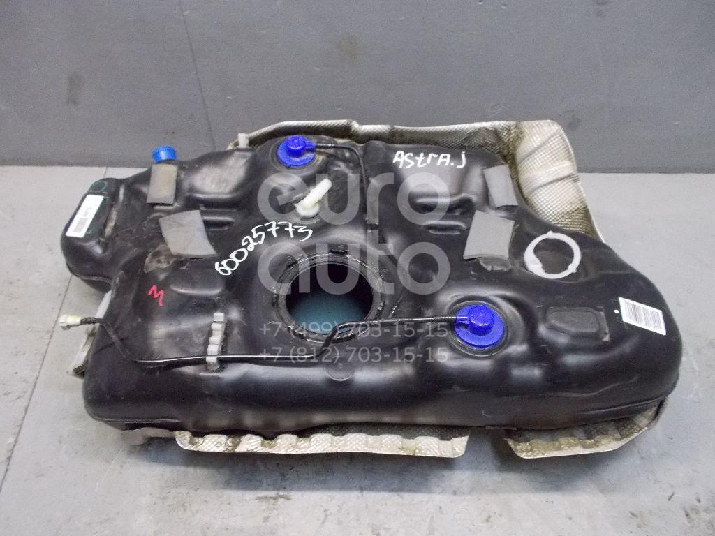 Бак топливный для Opel Astra J 2010>;Cruze 2009> - Фото №1