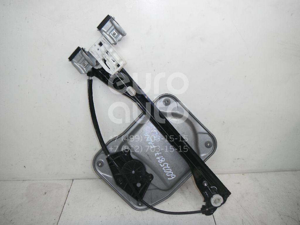 Стеклоподъемник электр. передний левый для Skoda Fabia 2007-2015 - Фото №1