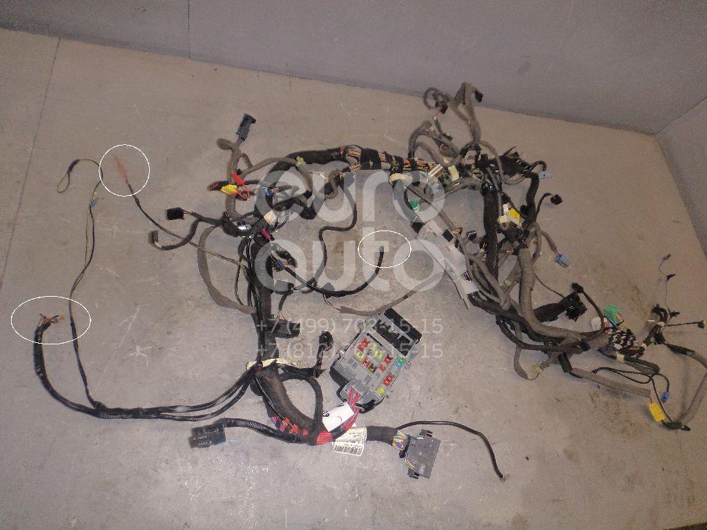 Проводка (коса) для Opel Astra J 2010> - Фото №1