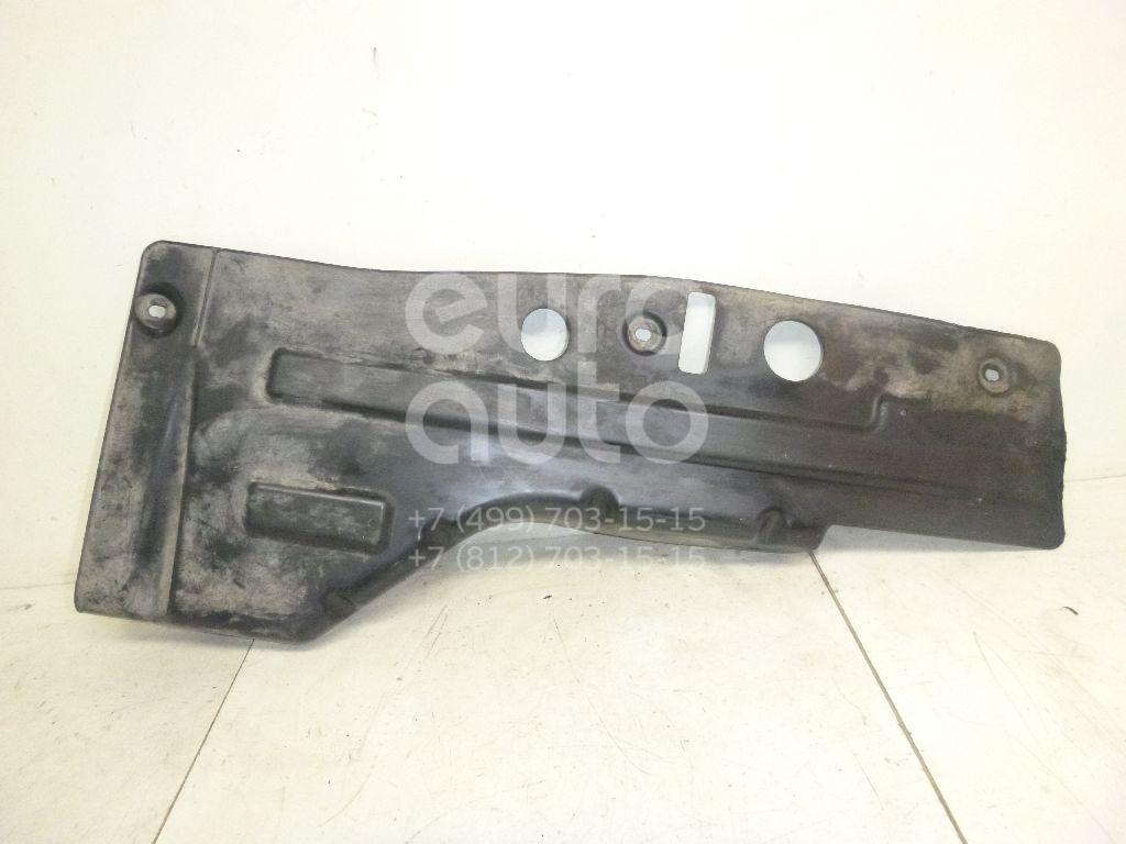 Пыльник двигателя боковой правый для Opel Astra J 2010>;Insignia 2008> - Фото №1
