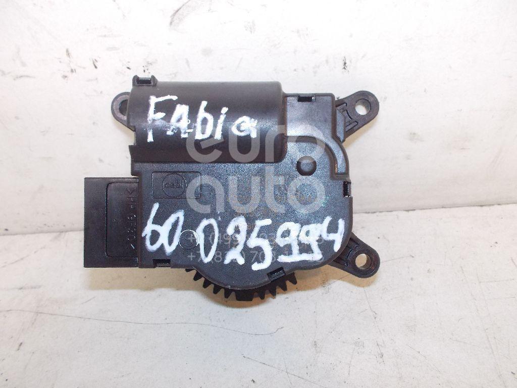Моторчик заслонки отопителя для Skoda Fabia 2007-2015 - Фото №1
