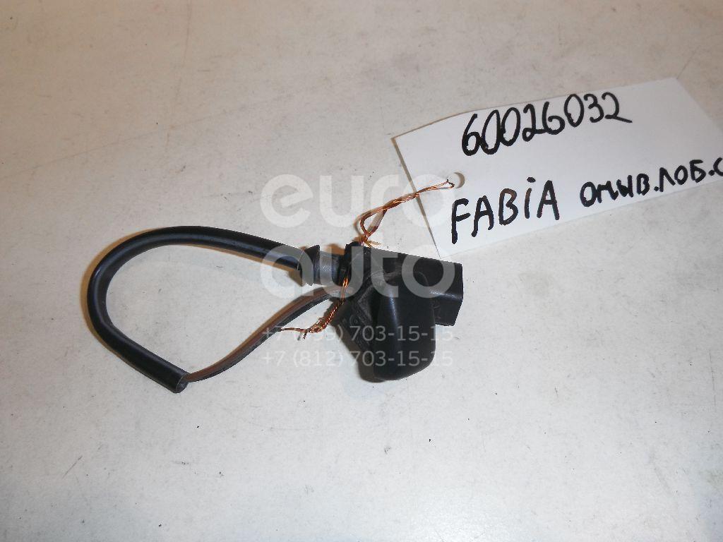 Форсунка омывателя лобового стекла для Skoda Fabia 2007-2015;Octavia (A4 1U-) 2000-2011;Fabia 1999-2006;Roomster 2006-2015 - Фото №1