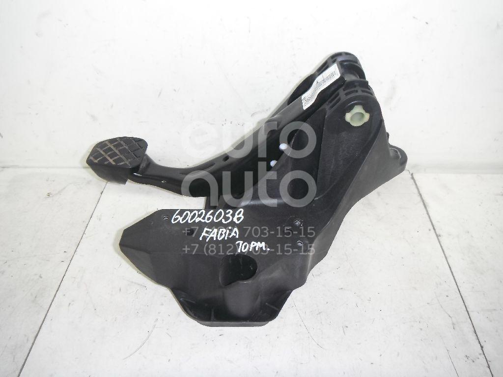 Педаль тормоза для Skoda,VW Fabia 2007-2015;Polo (Sed RUS) 2011> - Фото №1