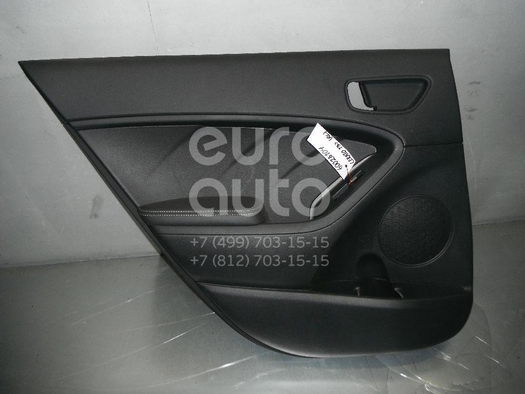 Обшивка двери задней левой для Kia Cerato 2013> - Фото №1