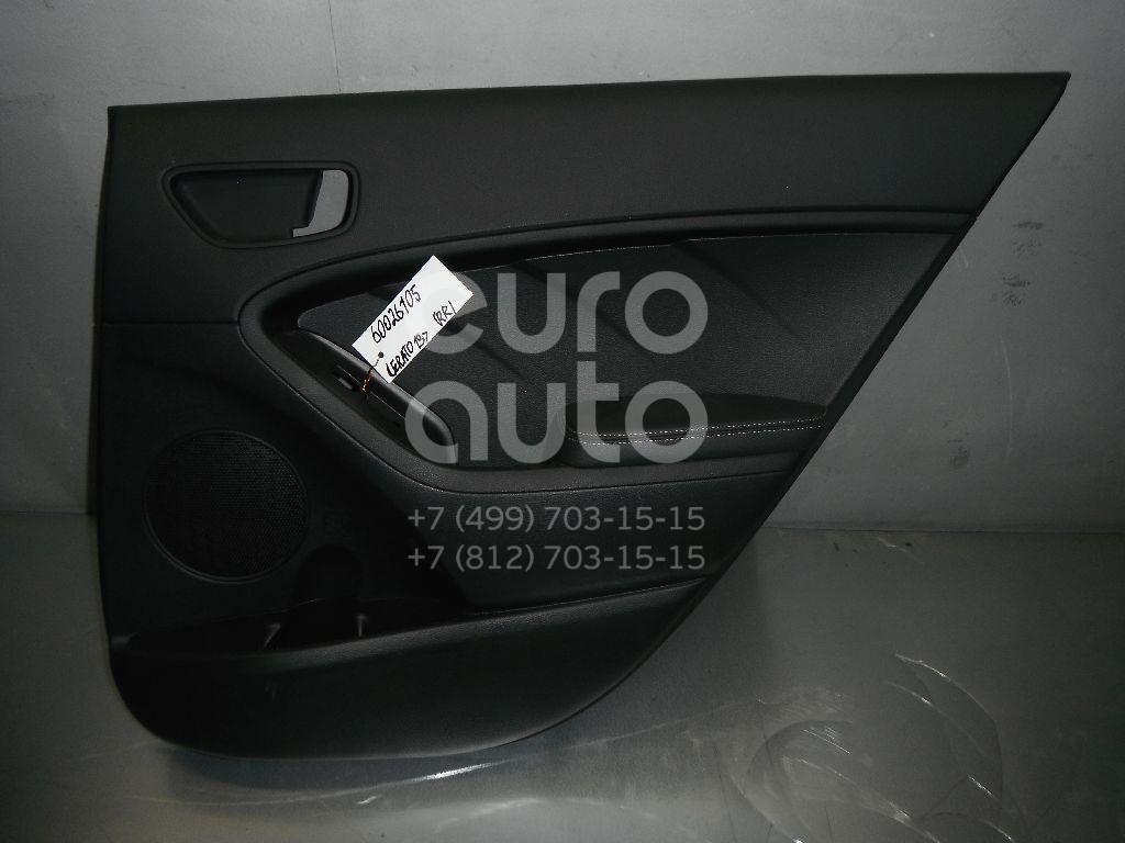 Обшивка двери задней правой для Kia Cerato 2013> - Фото №1