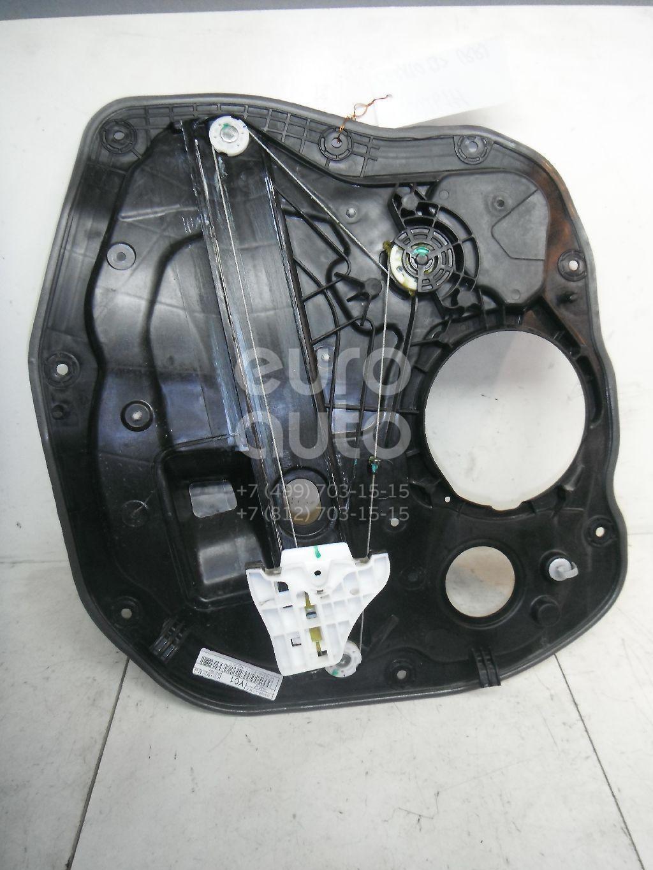 Стеклоподъемник электр. задний правый для Kia Cerato 2013> - Фото №1