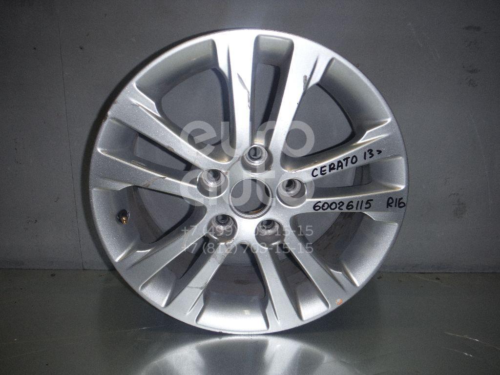 Диск колесный легкосплавный для Kia Cerato 2013>;Ceed 2012> - Фото №1