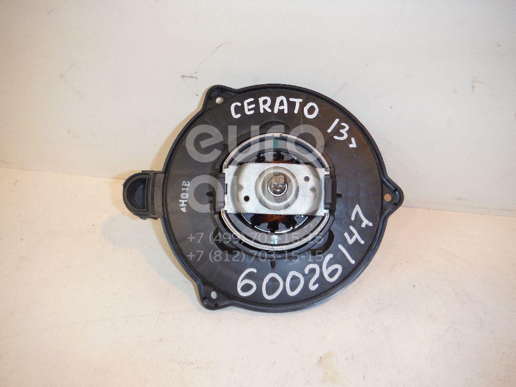 Моторчик отопителя для Kia,Hyundai Cerato 2013>;Carens 2006-2012;Elantra 2011-2016;i30 2012>;Ceed 2012> - Фото №1