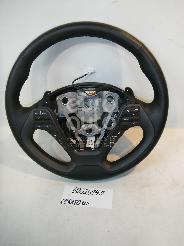 Рулевое колесо для AIR BAG (без AIR BAG) для Kia Cerato 2013> - Фото №1