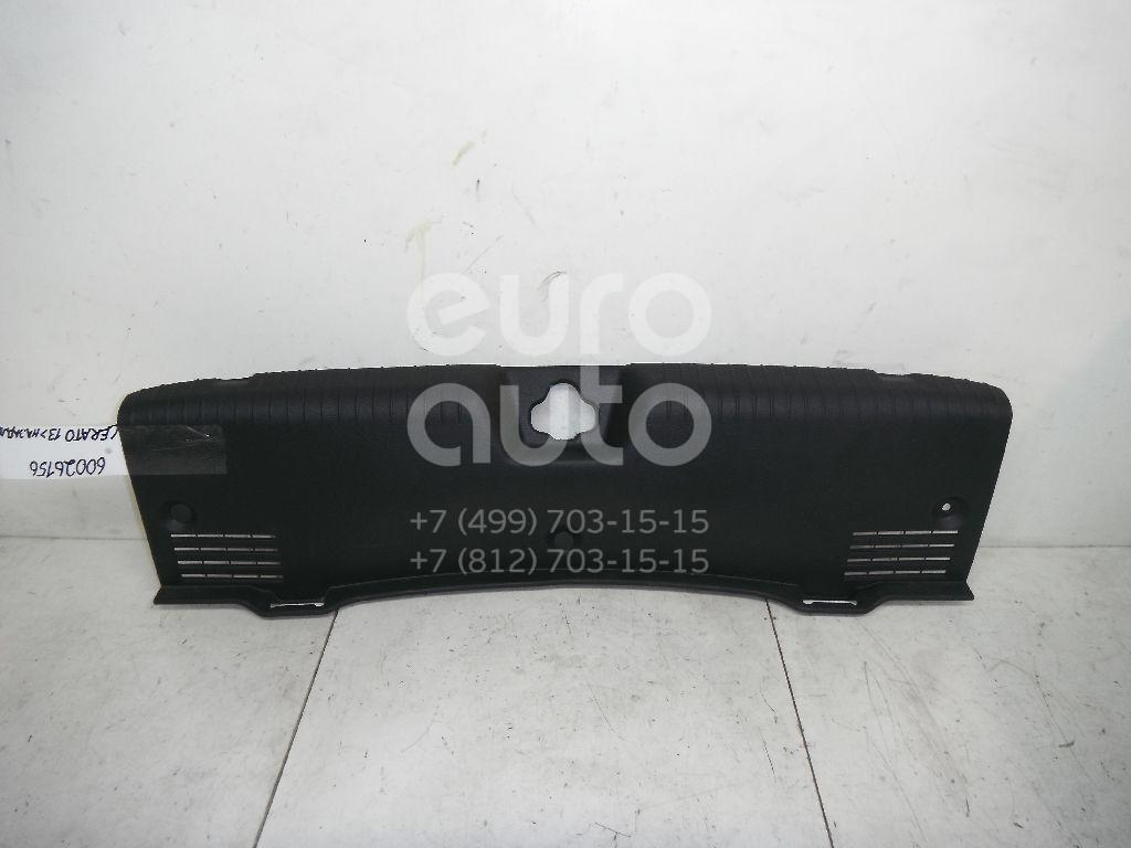 Обшивка багажника для Kia Cerato 2013> - Фото №1