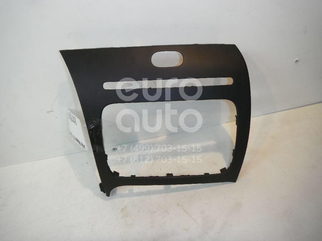 Рамка магнитолы для Kia Cerato 2013> - Фото №1