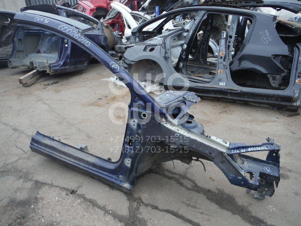 Кузовной элемент для Citroen C4 2005-2011 - Фото №1