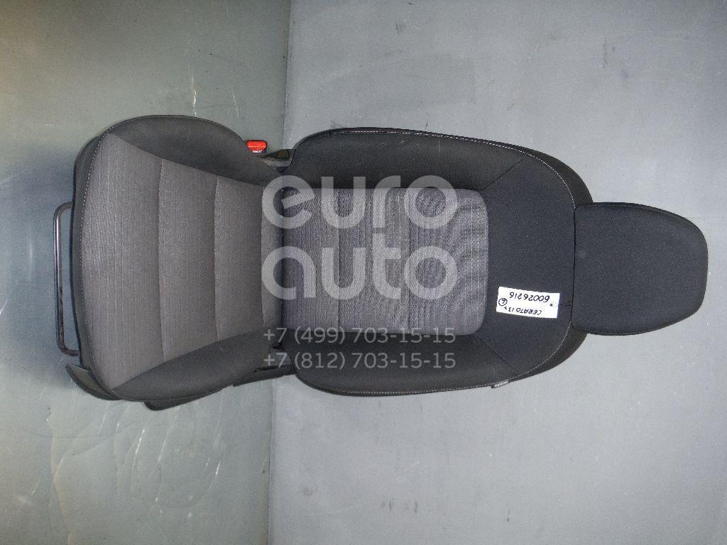 Сиденье переднее левое для Kia Cerato 2013> - Фото №1