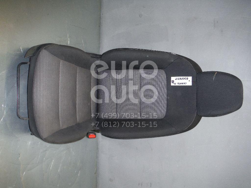 Сиденье переднее правое для Kia Cerato 2013> - Фото №1