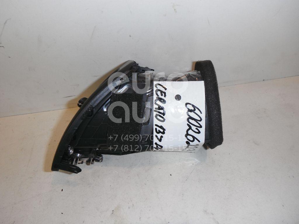 Дефлектор воздушный для Kia Cerato 2013> - Фото №1