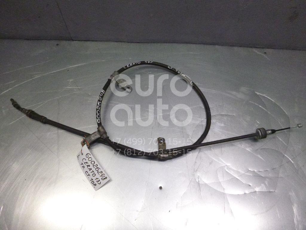 Трос стояночного тормоза левый для Kia Cerato 2013> - Фото №1