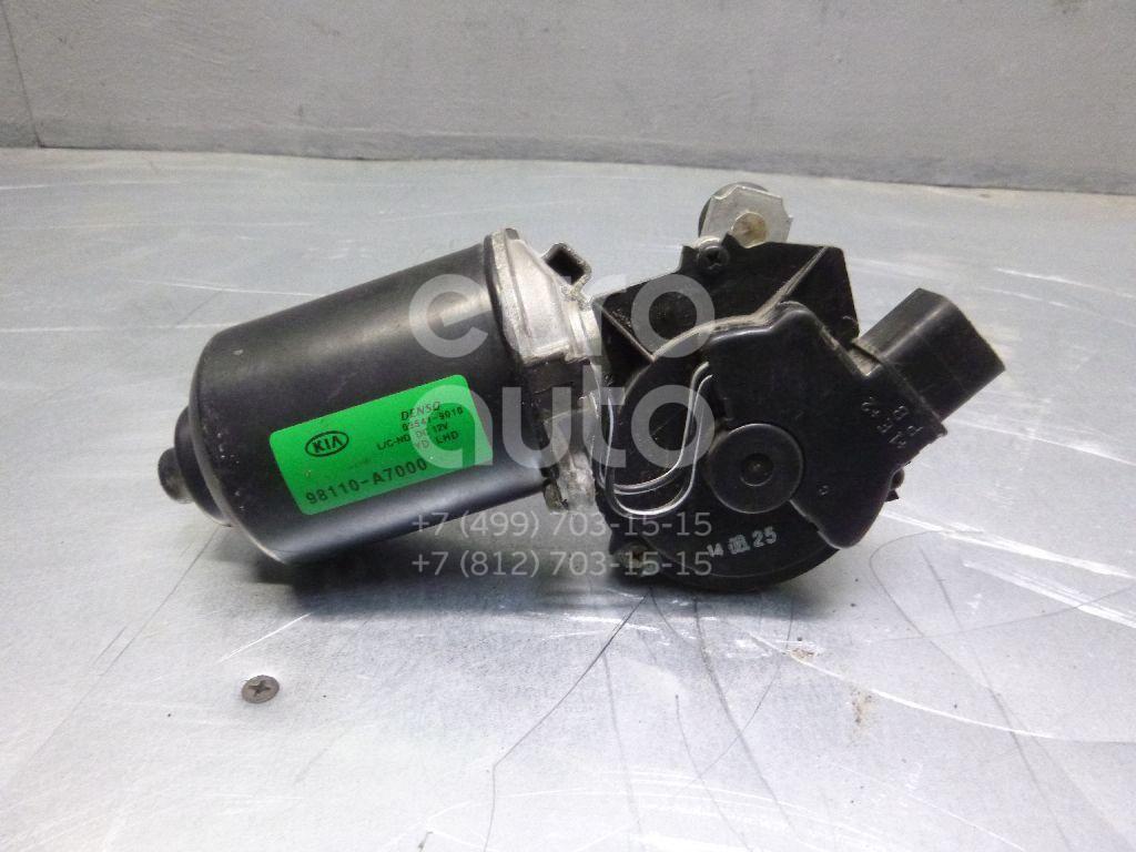 Моторчик стеклоочистителя передний для Kia Cerato 2013> - Фото №1