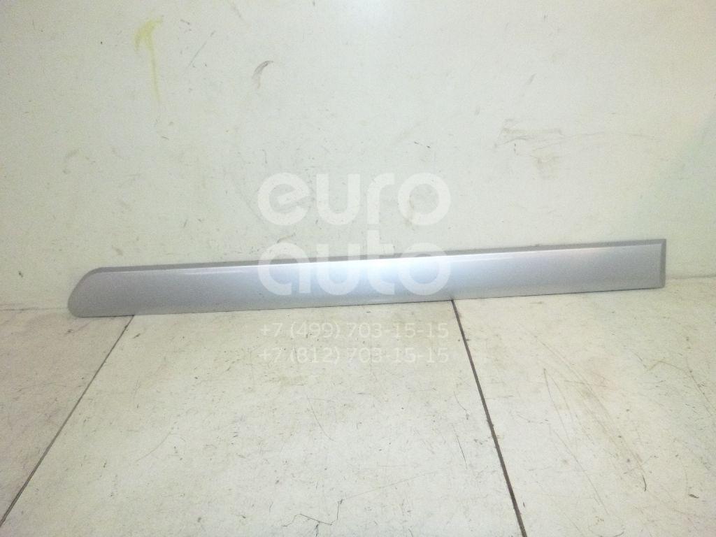 Молдинг задней левой двери для Opel Zafira B 2005-2012 - Фото №1