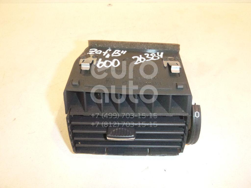 Дефлектор воздушный для Opel Zafira B 2005-2012 - Фото №1