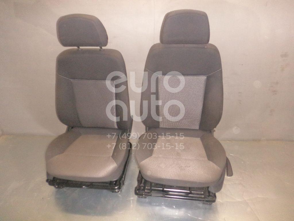 К-кт сидений для Opel Zafira B 2005-2012 - Фото №1
