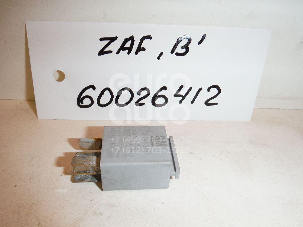 Реле для Opel Zafira B 2005-2012;Corsa C 2000-2006 - Фото №1