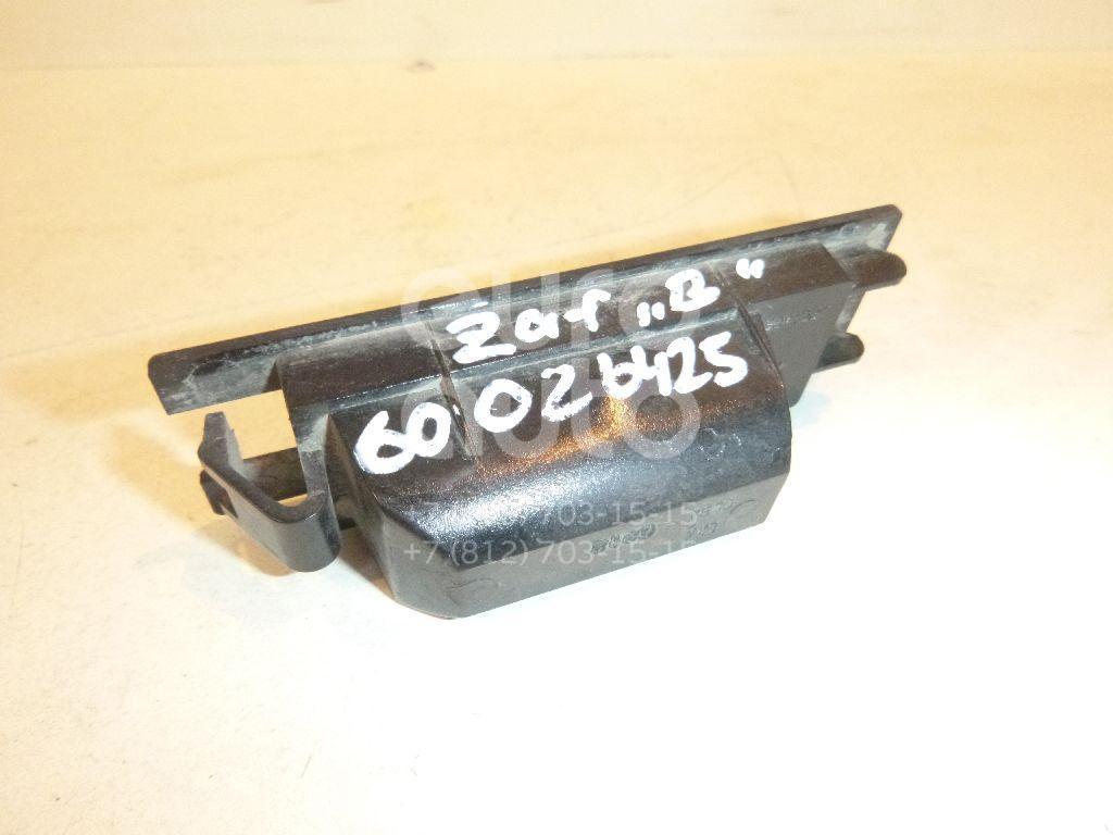 Фонарь подсветки номера для Opel Zafira B 2005-2012 - Фото №1