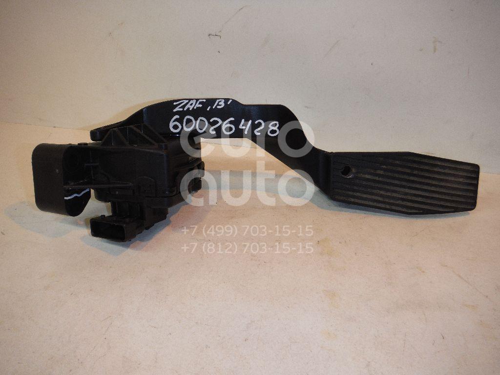 Педаль газа для Opel Zafira B 2005-2012;Zafira (F75) 1999-2005 - Фото №1