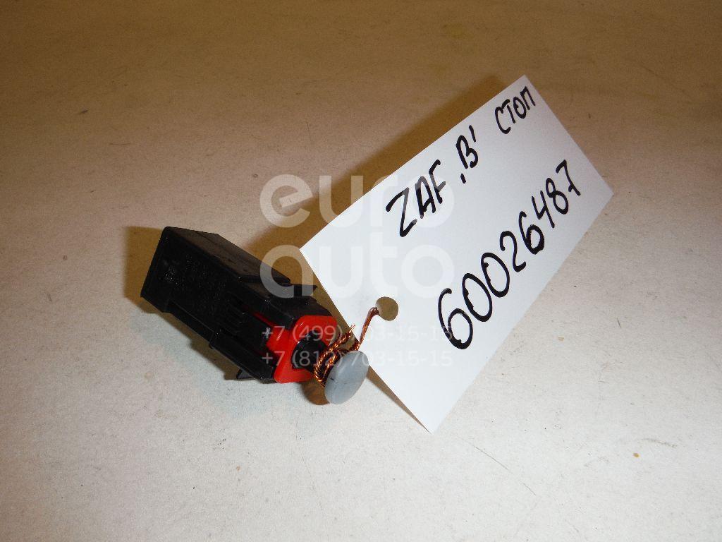 Датчик включения стопсигнала для Opel Zafira B 2005-2012;Astra H / Family 2004-2015;Signum 2003-2008;Vectra C 2002-2008;Corsa D 2006-2015 - Фото №1