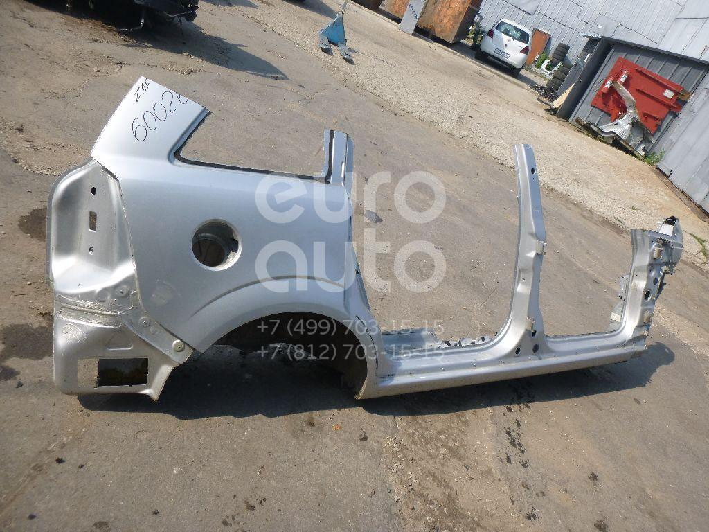 Кузовной элемент для Opel Zafira B 2005-2012 - Фото №1