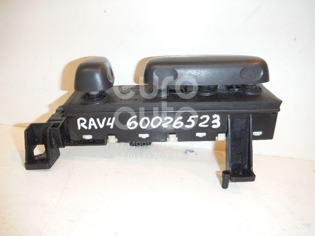 Блок кнопок управления сидением для Toyota RAV 4 2006-2013 - Фото №1