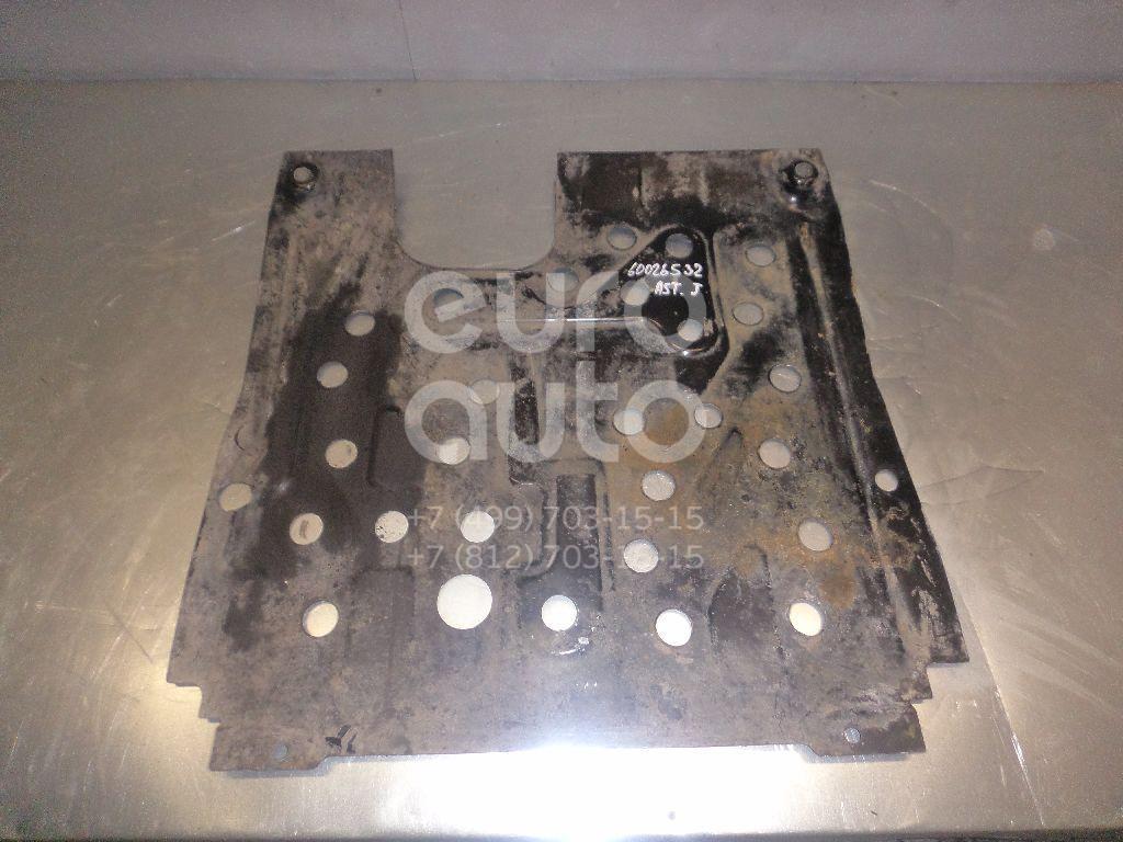 Купить Защита картера Opel Astra J 2010-; (13266389)