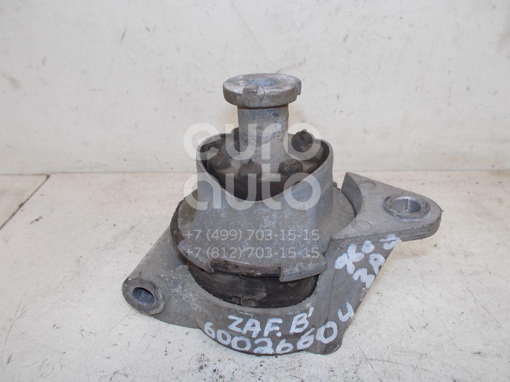 Опора двигателя задняя для Opel Zafira B 2005-2012;Astra G 1998-2005;Astra H / Family 2004-2015;Zafira (F75) 1999-2005 - Фото №1
