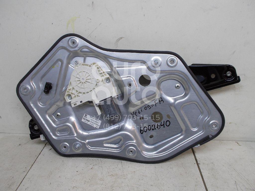 Стеклоподъемник электр. передний правый для Skoda Yeti 2009> - Фото №1
