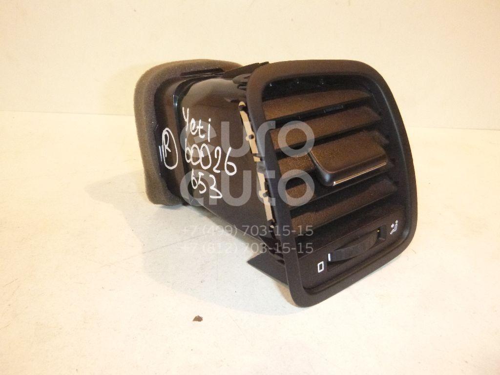 Дефлектор воздушный для Skoda Yeti 2009> - Фото №1