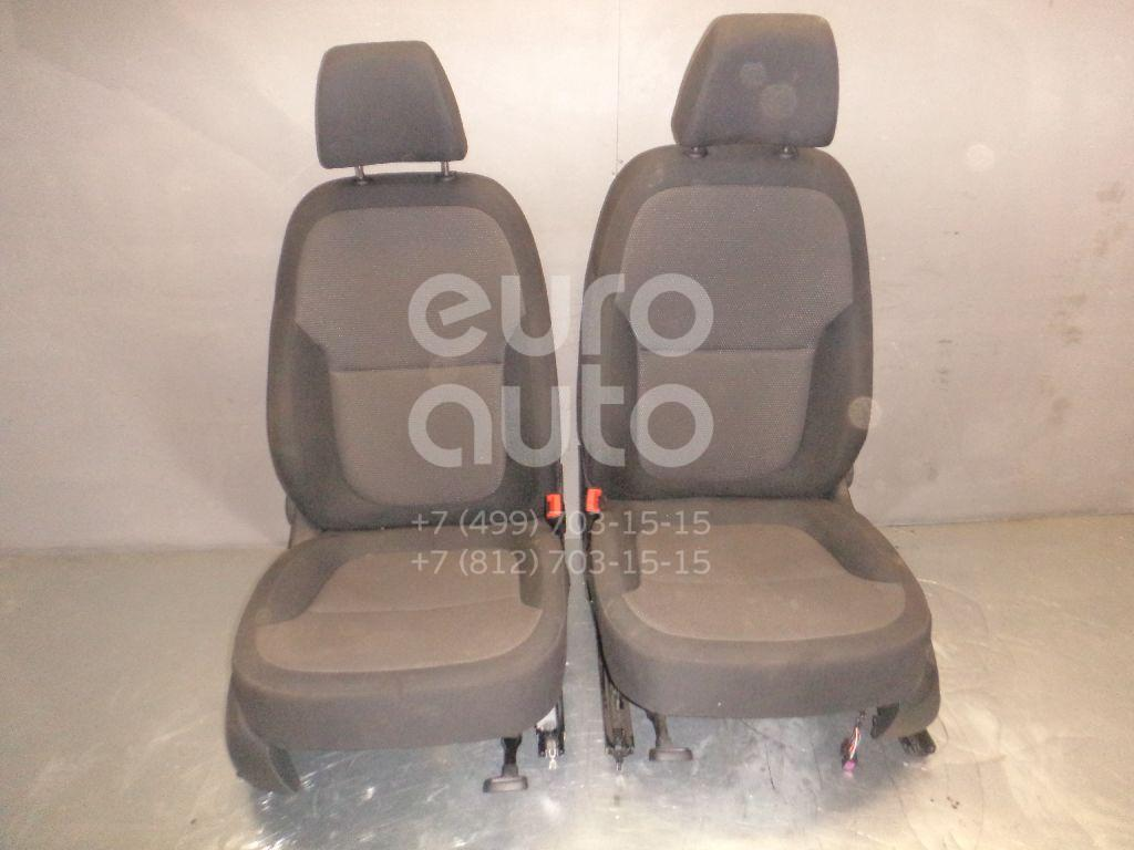 К-кт сидений для Skoda Yeti 2009> - Фото №1