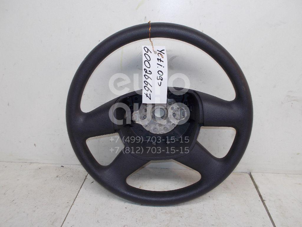 Рулевое колесо для AIR BAG (без AIR BAG) для Skoda Yeti 2009>;Fabia 2007-2015 - Фото №1